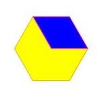 math worksheet : pattern block fractions : Pattern Block Fractions Worksheet