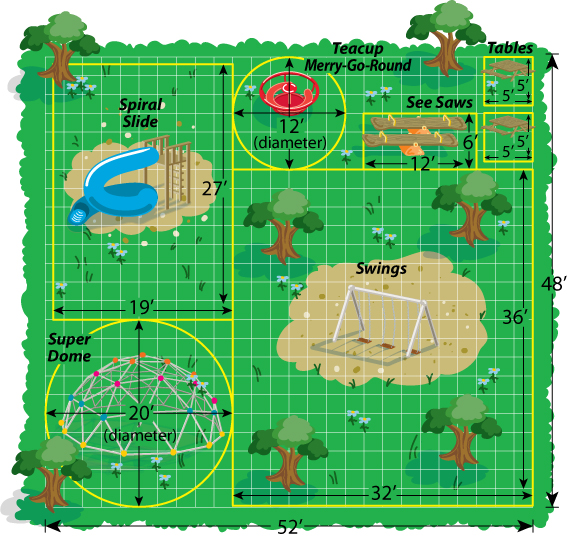 Planning a playground for Playground blueprints